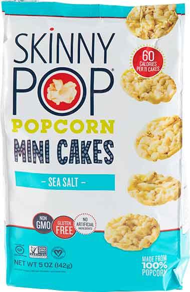 Skinny Pop Cakes