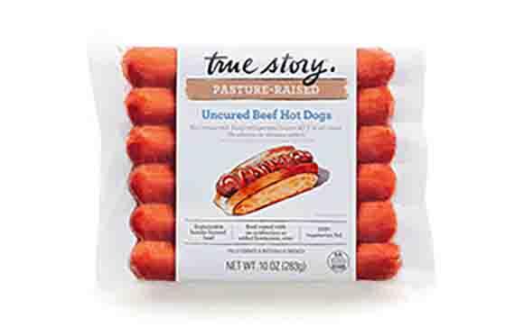 True Story Beef Hotdogs