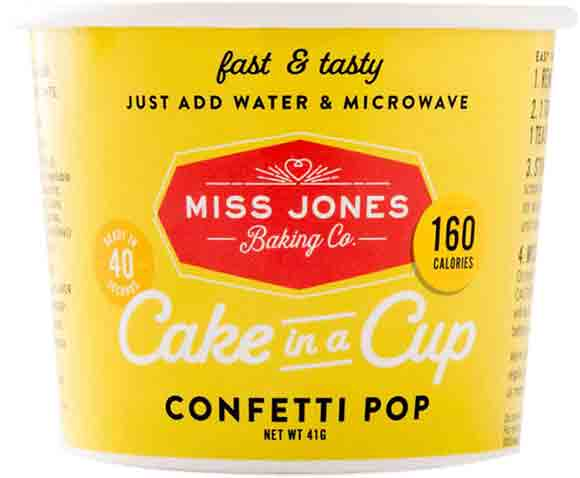 Miss Jones Dessert In A Cup