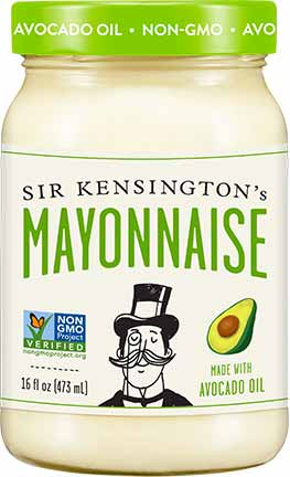 Sir Kensington's Avocado Mayonaise