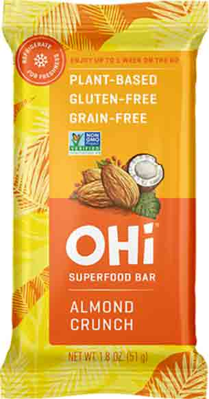 OHi Superfood Bars