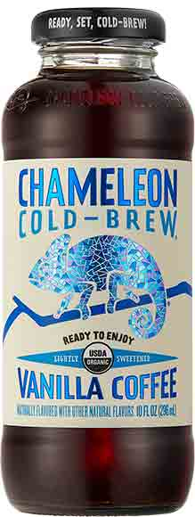 Chameleon Cold-Brew Coffee Drinks