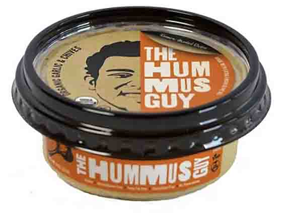 The Hummus Guy Hummus