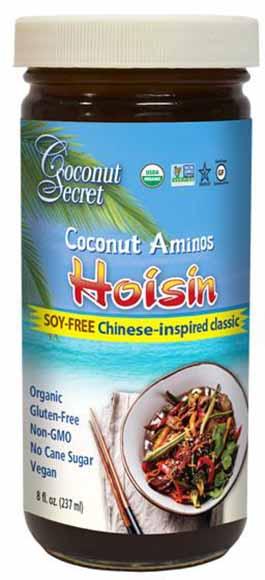 Coconut Secret Coconut Amino Hoisin Sauce
