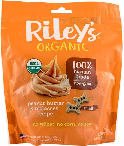 Riley's Organic Dog Food