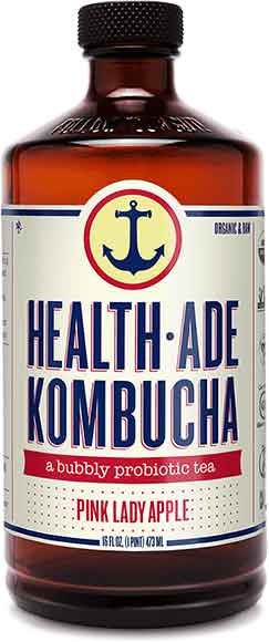 Health-Ade or Kevita Drinks
