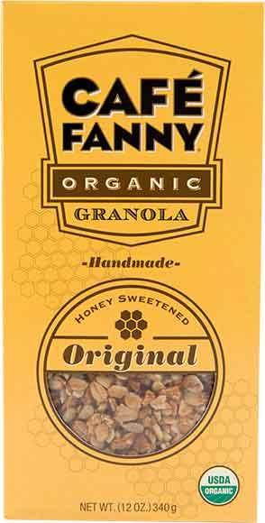 Café Fanny Granola