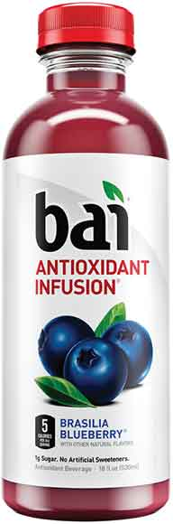 Bai Enhanced Water