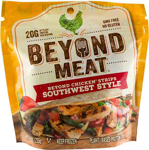 Beyond Meat Frozen Protein