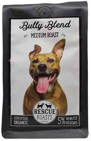 Rescue Roasts Coffee