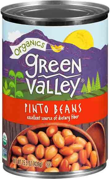 Green Valley Organics Beans