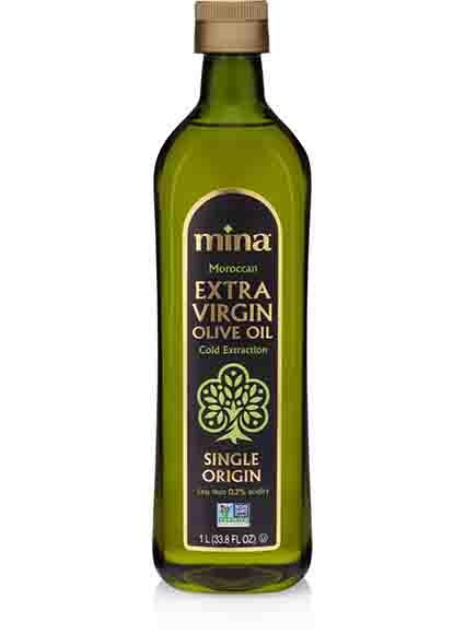 Mina Single Origin Moroccan Extra Virgin Olive Oil