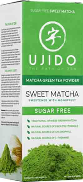 Ujido Sweet Matcha Sticks