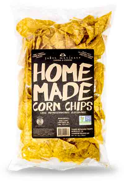 Sabor Corn Chips