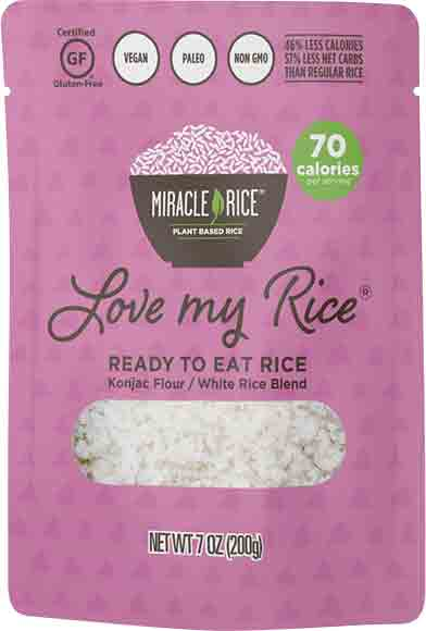 Miracle Rice Love my Rice