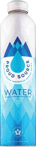 Proud Source Spring Water