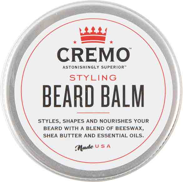 Cremo Beard Oil or Shave Cream