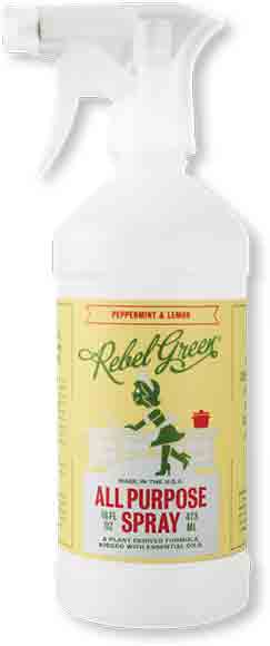 Rebel Green Cleaning Products
