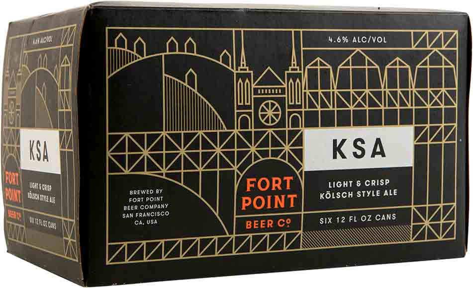 Fort Point 6-Packs