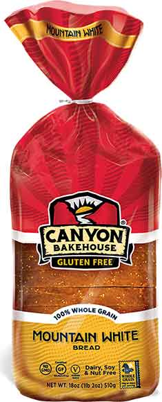 Canyon Bakehouse Bread