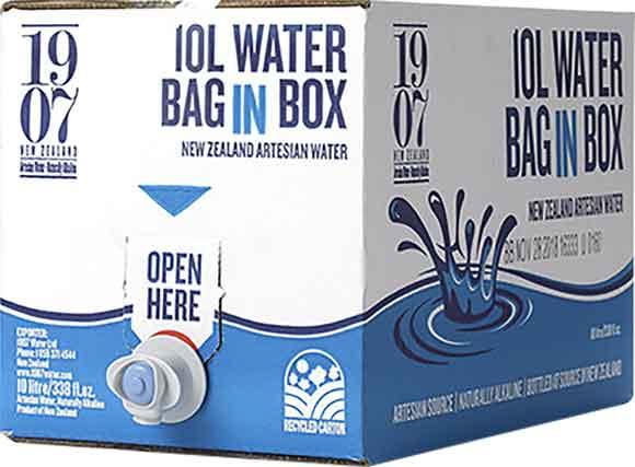 1907 New Zealand Water