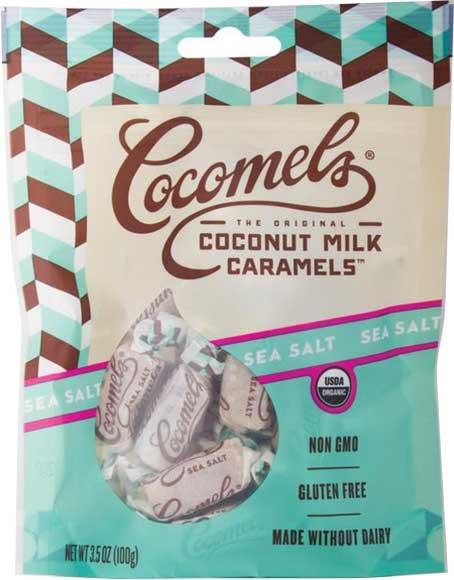 Cocomels Caramel Bites