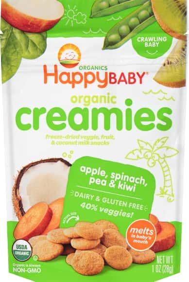 Happy Baby Snacks