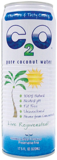C₂O Coconut Water