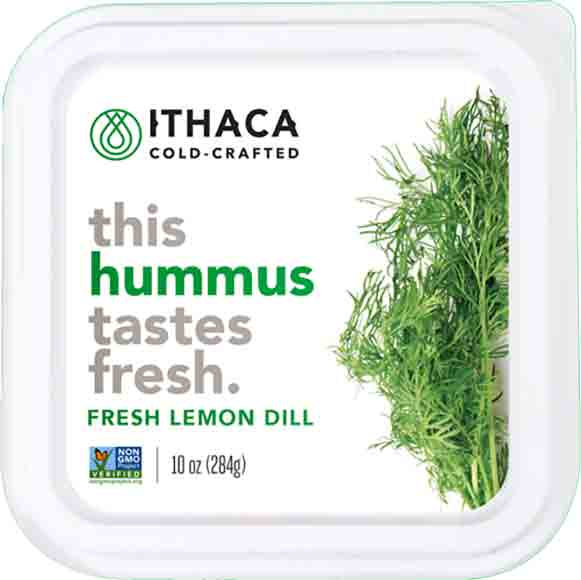 Ithaca Cold-Crafted Hummus
