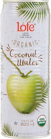 Lofe Organic Coconut Water