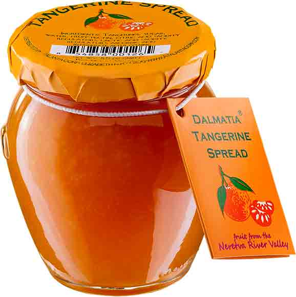 Fig or Tangerine Spreads