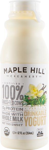 Maple Hill Creamery Drinkable Yogurt