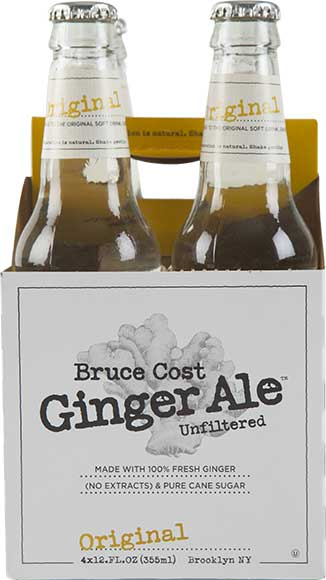 Bruce Cost Gingerale