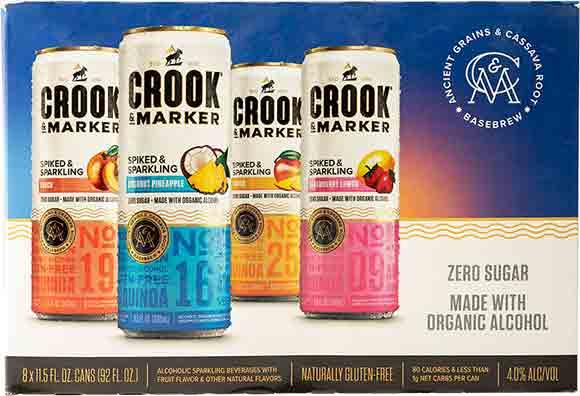 Crook & Marker Sparkling Beverages