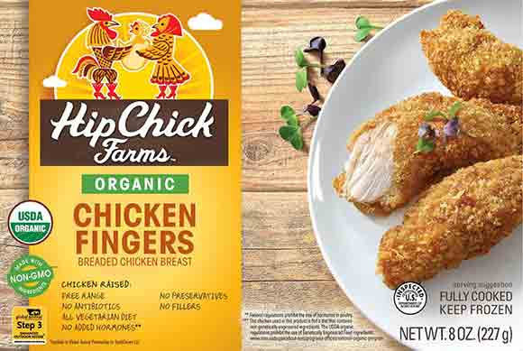 Hip Chick Farms Organic Chicken