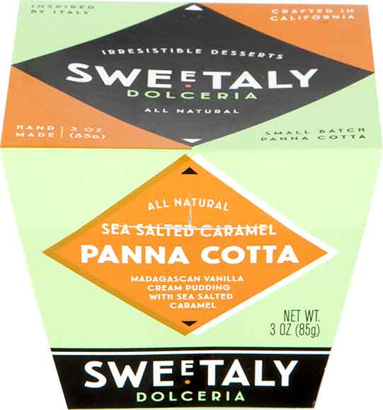Sweetaly Dolceria All Natural Italian Desserts
