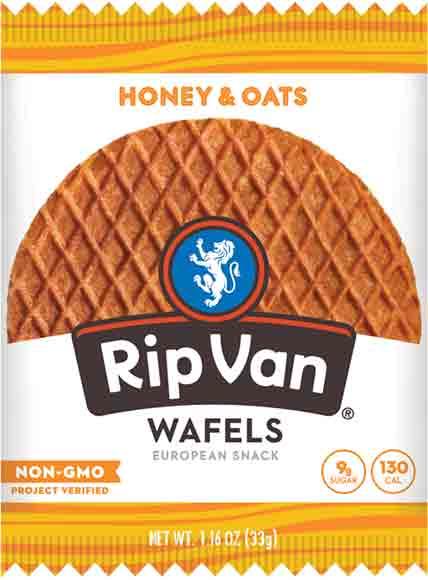 Rip Van Wafels Snacks