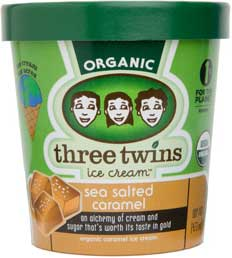 Three Twins Ice Cream or Sandwiches