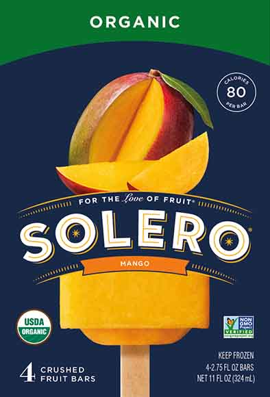 Solero Fruit Pops