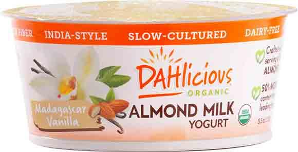 Dahlicious Almond Milk Yogurt