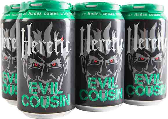 Heretic Brewing 6-Packs