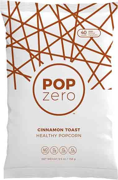 Pop Zero Popcorn