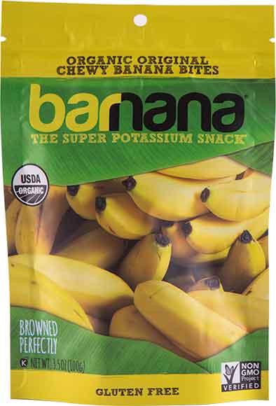 Barnana Organic Banana Bites