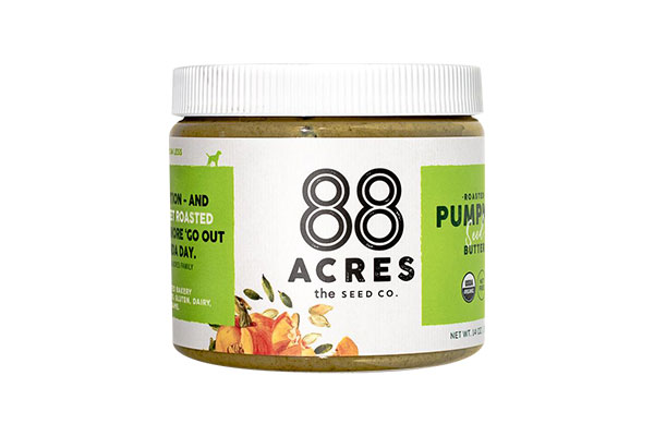 88 Acres Organic Pumpkin Seed Butter