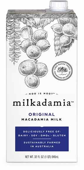 Milkadamia Macadamia Milk