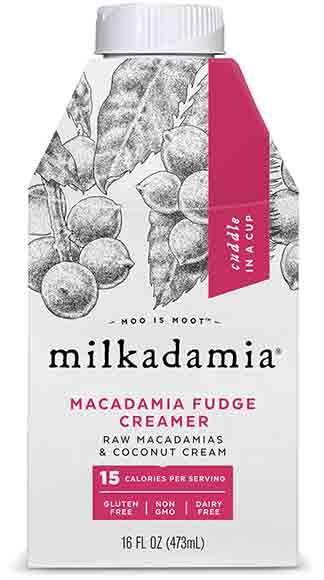 Milkadamia Macadamia Creamer