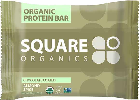 Square Organics Bars