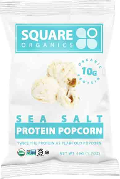 Square Organics Popcorn