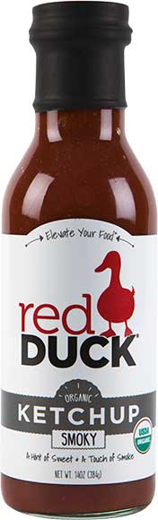 Red Duck Organic Ketchup