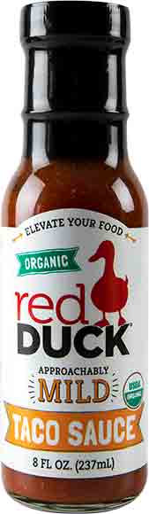 Red Duck Organic Taco Sauce